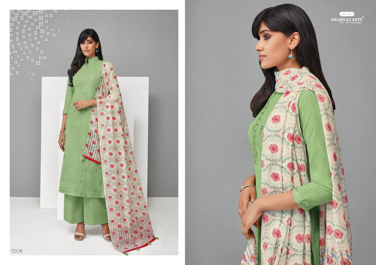 Shahnaz Arts Muskari Vol 2 Salwar Suit Wholesale Catalog 6 Pcs 3 - Shahnaz Arts Muskari Vol 2 Salwar Suit Wholesale Catalog 6 Pcs