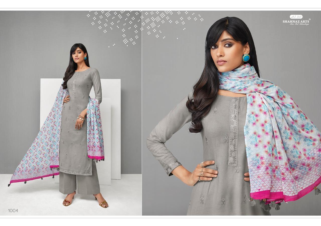 Shahnaz Arts Muskari Vol 2 Salwar Suit Wholesale Catalog 6 Pcs 5 - Shahnaz Arts Muskari Vol 2 Salwar Suit Wholesale Catalog 6 Pcs