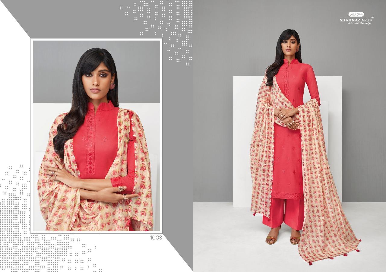Shahnaz Arts Muskari Vol 2 Salwar Suit Wholesale Catalog 6 Pcs 7 - Shahnaz Arts Muskari Vol 2 Salwar Suit Wholesale Catalog 6 Pcs