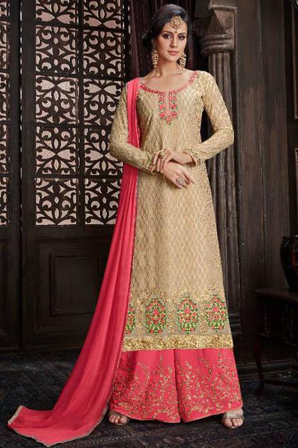 Utsav Mehandi Sarara Vol 2 Salwar Suit Wholesale Catalog 6 Pcs - Utsav Mehandi Sarara Vol 2 Salwar Suit Wholesale Catalog 6 Pcs