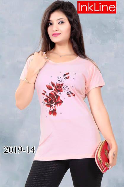 Varun InkLine Replay Vol 3 T Shirt Wholesale Catalog 10 Pcs