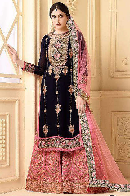 Your Choice Sarara Vol 3 Salwar Suit Wholesale Catalog 4 Pcs