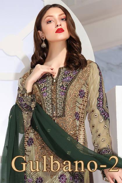 Deepsy Gulbano Vol 2 Salwar Suit Wholesale Catalog 6 Pcs