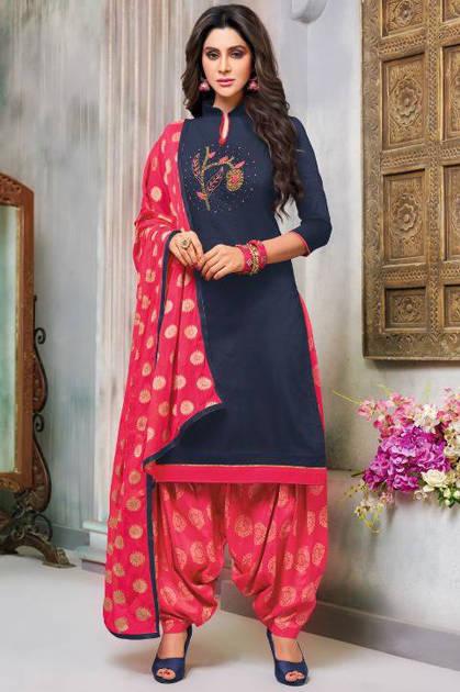 Kapil Trendz Aflatune Vol 1 Salwar Suit Wholesale Catalog 12 Pcs