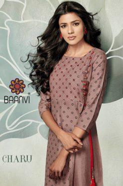 Rani Baanvi Charu Kurti Wholesale Catalog 8 Pcs 247x371 - Rani Baanvi Charu Kurti Wholesale Catalog 8 Pcs