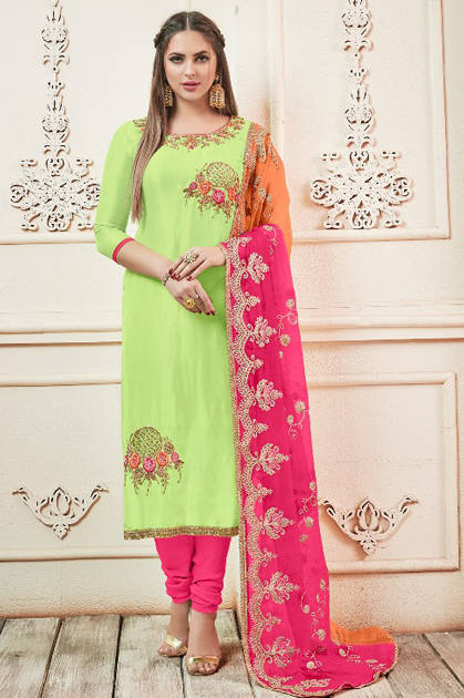 Shree Fabs Rangoli Salwar Suit Wholesale Catalog 6 Pcs