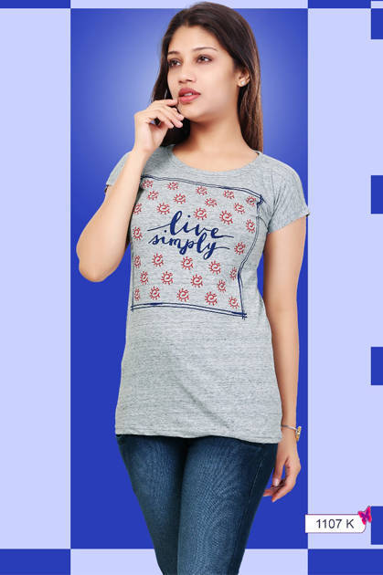 Varun InkLine Replay Vol 4 T Shirt Wholesale Catalog 10 Pcs
