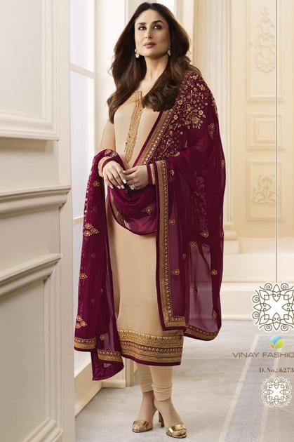 Vinay Kareena Vol 3 Hitlist Salwar Suit Wholesale Catalog 4 Pcs - Vinay Kareena Vol 3 Hitlist Salwar Suit Wholesale Catalog 4 Pcs