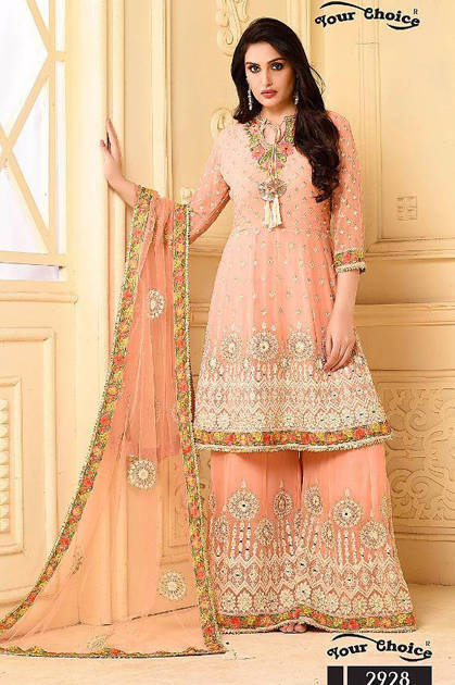 Your Choice Celebrity Salwar Suit Wholesale Catalog 4 Pcs