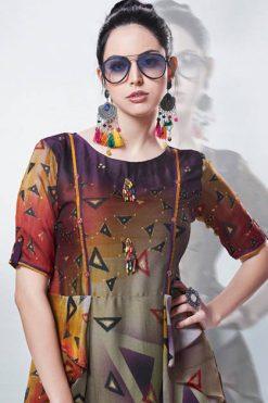 Kajree Fashion Rebel Kurti Wholesale Catalog 6 Pcs 247x371 - Kajree Fashion Rebel Kurti Wholesale Catalog 6 Pcs