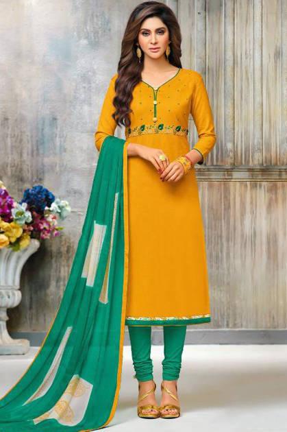 Kapil Trendz Sigdi Salwar Suit Wholesale Catalog 12 Pcs