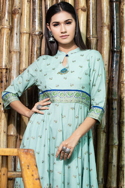 Psyna Purity Kurti Wholesale Catalog 5 Pcs