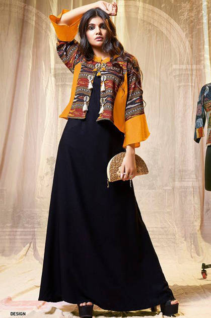 S More Amaze Kurti Wholesale Catalog 8 Pcs