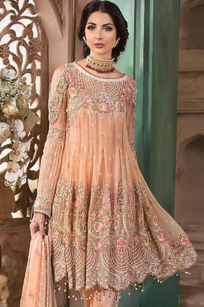 Shree Fabs Faiza Luxury Collection Vol 9 Salwar Suit Wholesale Catalog 7 Pcs