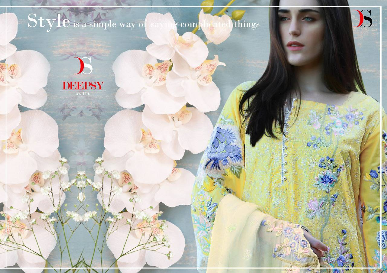 Deepsy Rinnaz Vol 3 Salwar Suit Wholesale Catalog 6 Pcs 2 - Deepsy Rinnaz Vol 3 Salwar Suit Wholesale Catalog 6 Pcs