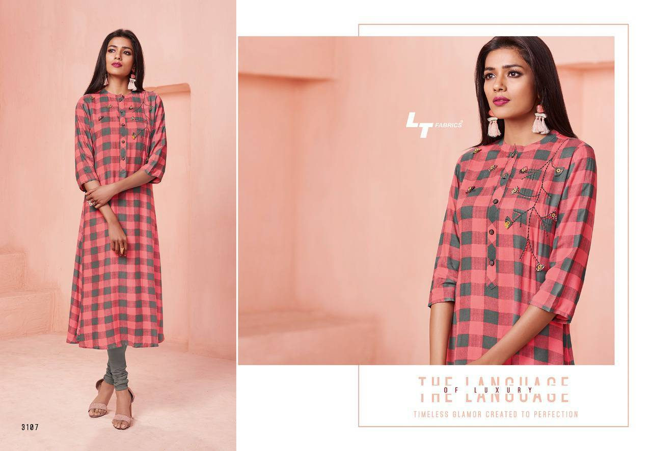 Lt Fabrics Nitya Vol 31 Nx Kurti Wholesale Catalog 12 Pcs 12 - Lt Fabrics Nitya Vol 31 Nx Kurti Wholesale Catalog 12 Pcs