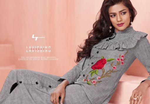 Lt Fabrics Nitya Vol 31 Nx Kurti Wholesale Catalog 12 Pcs 4 510x353 - Lt Fabrics Nitya Vol 31 Nx Kurti Wholesale Catalog 12 Pcs