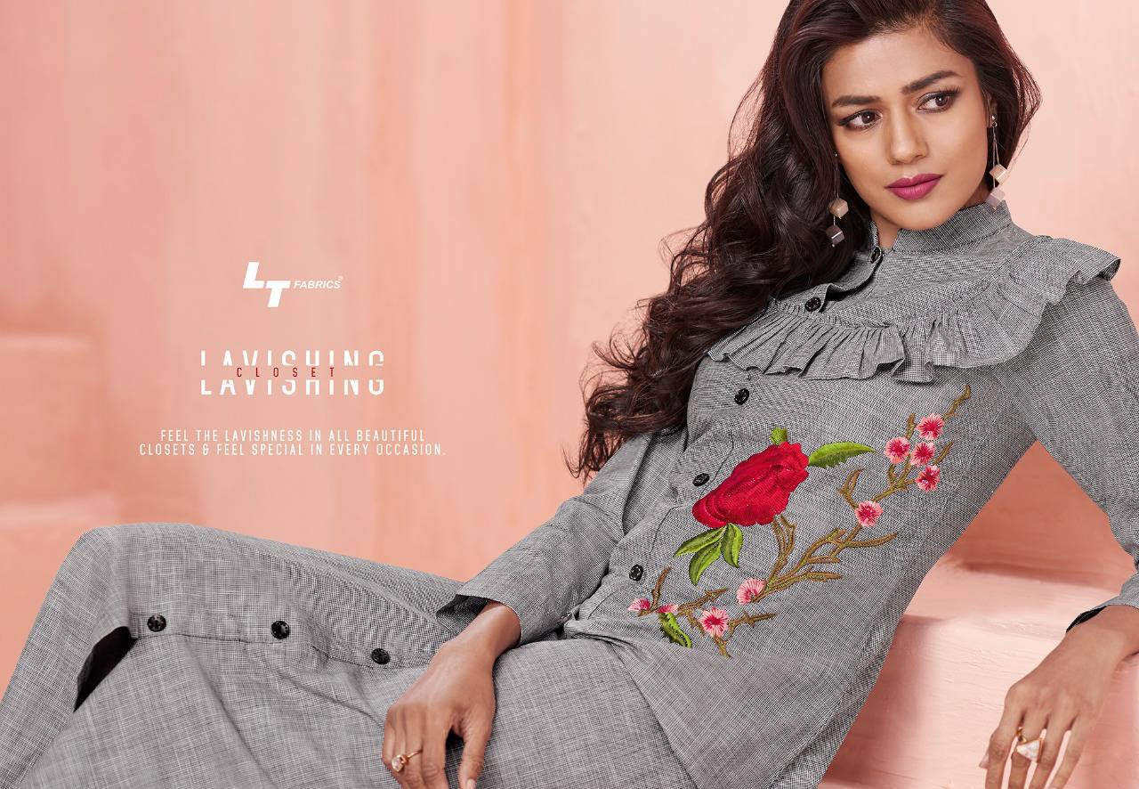 Lt Fabrics Nitya Vol 31 Nx Kurti Wholesale Catalog 12 Pcs 4 - Lt Fabrics Nitya Vol 31 Nx Kurti Wholesale Catalog 12 Pcs