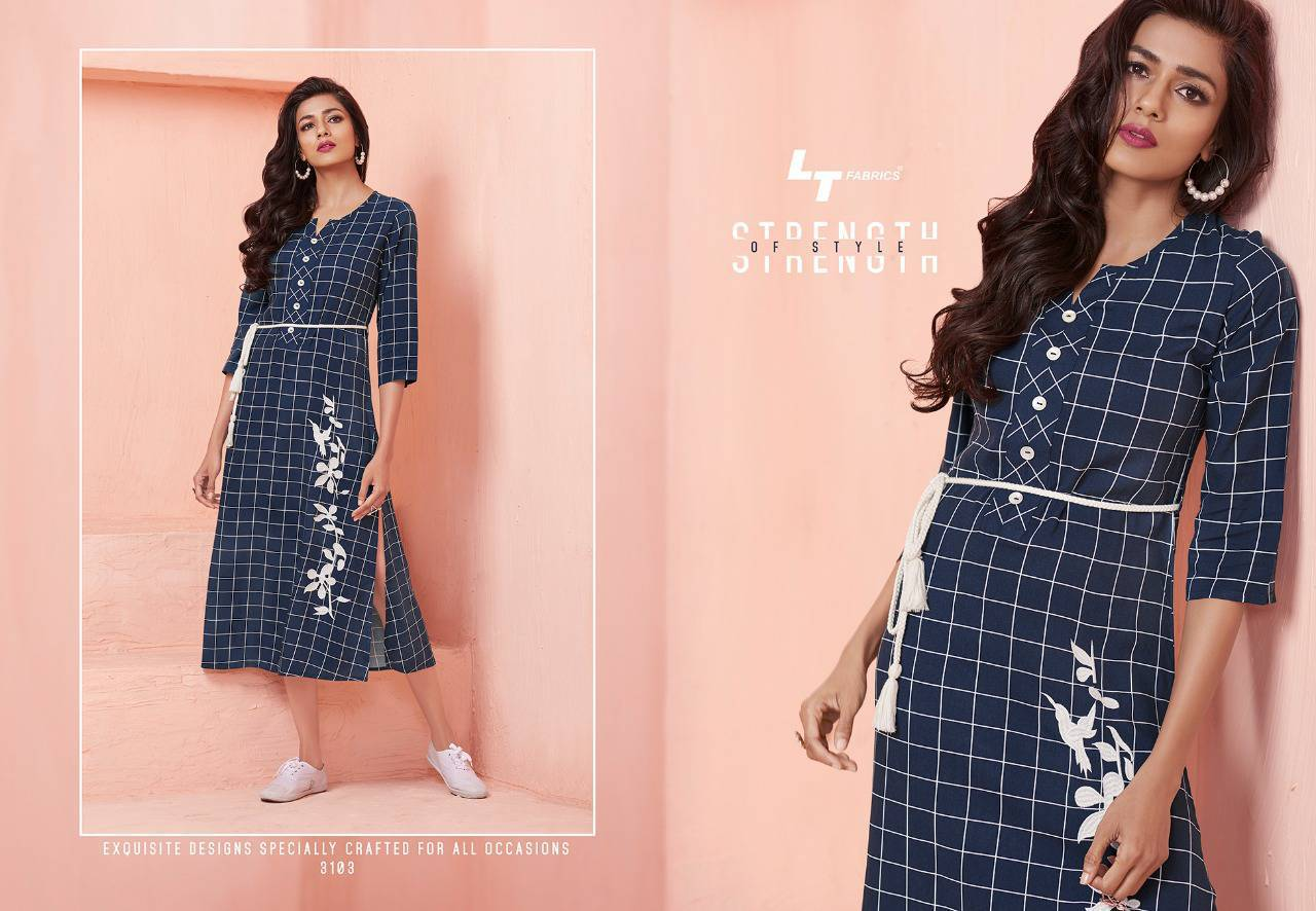 Lt Fabrics Nitya Vol 31 Nx Kurti Wholesale Catalog 12 Pcs 5 - Lt Fabrics Nitya Vol 31 Nx Kurti Wholesale Catalog 12 Pcs