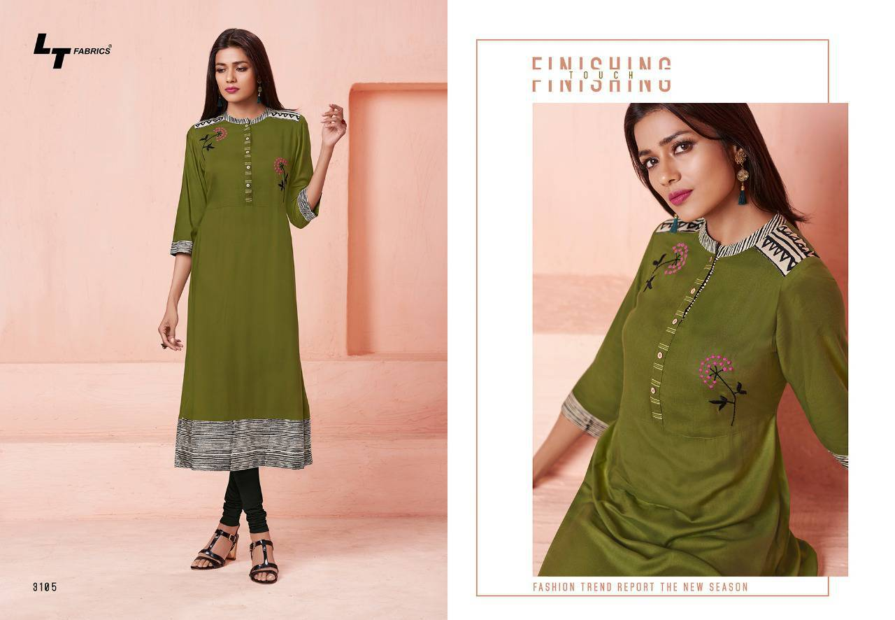 Lt Fabrics Nitya Vol 31 Nx Kurti Wholesale Catalog 12 Pcs 7 - Lt Fabrics Nitya Vol 31 Nx Kurti Wholesale Catalog 12 Pcs