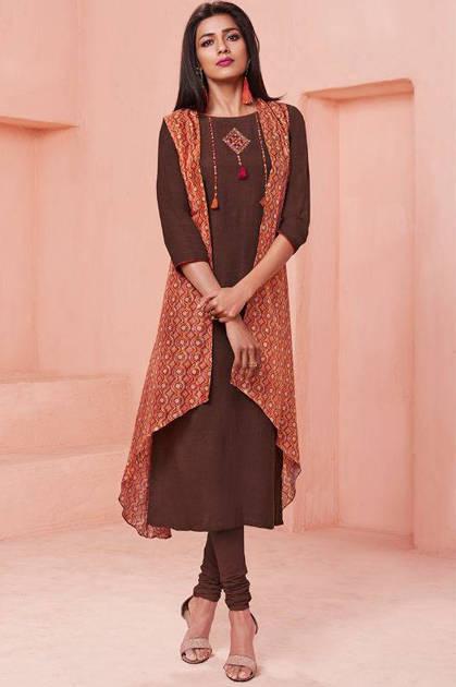Lt Fabrics Nitya Vol 31 Nx Kurti Wholesale Catalog 12 Pcs