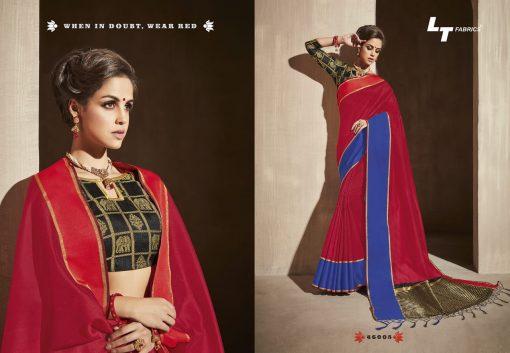 Lt Fabrics Surbhi Saree Sari Wholesale Catalog 10 Pcs 10 510x353 - Lt Fabrics Surbhi Saree Sari Wholesale Catalog 10 Pcs