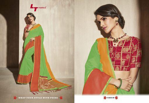 Lt Fabrics Surbhi Saree Sari Wholesale Catalog 10 Pcs 7 510x353 - Lt Fabrics Surbhi Saree Sari Wholesale Catalog 10 Pcs