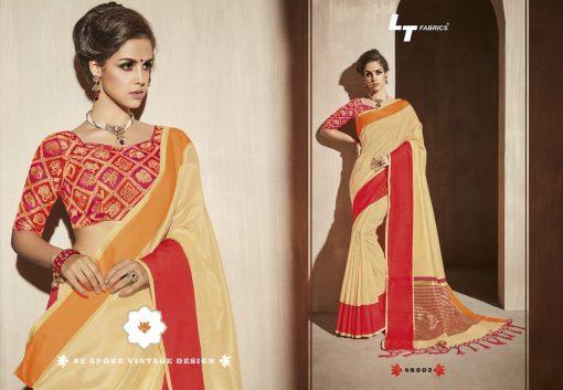 Lt Fabrics Surbhi Saree Sari Wholesale Catalog 10 Pcs 8 510x353 - Lt Fabrics Surbhi Saree Sari Wholesale Catalog 10 Pcs