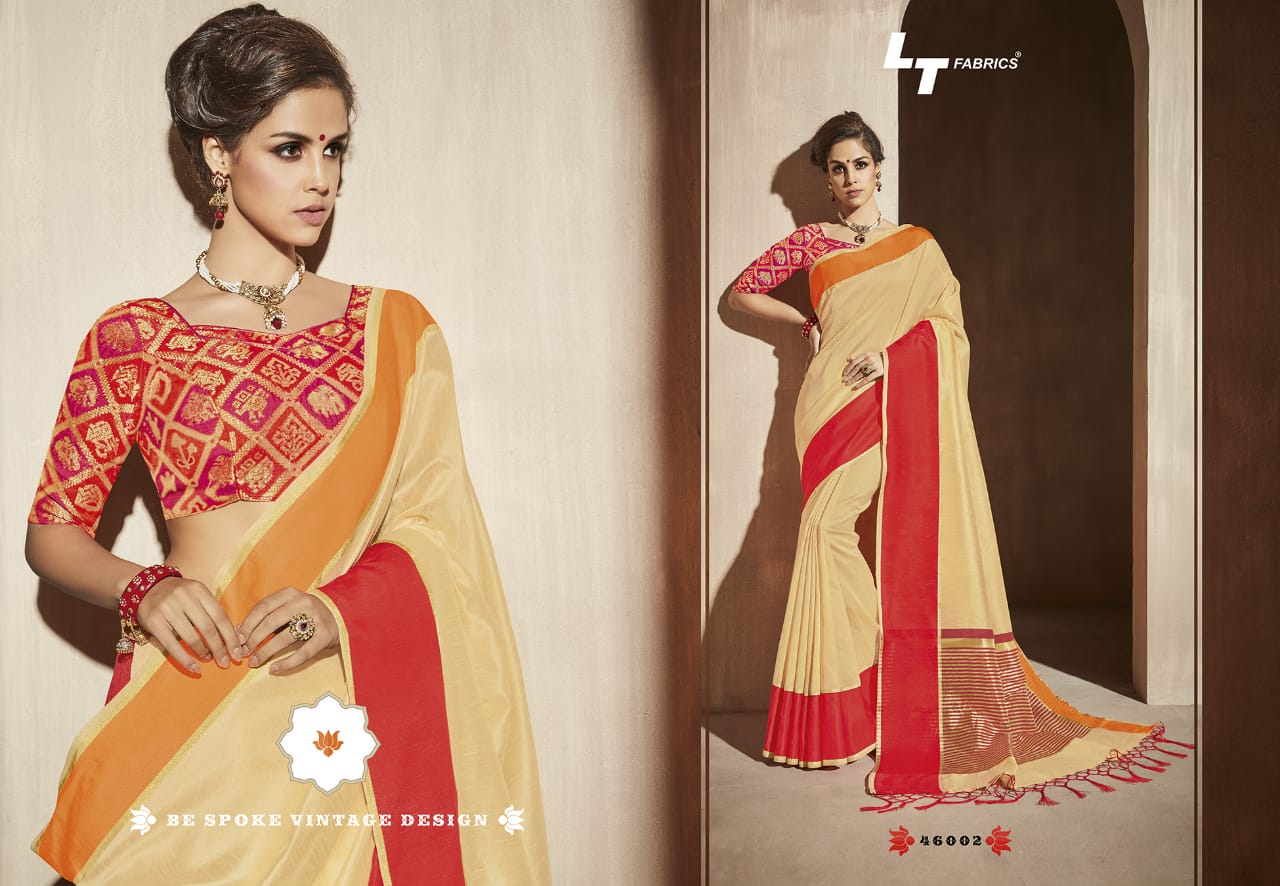 Lt Fabrics Surbhi Saree Sari Wholesale Catalog 10 Pcs 8 - Lt Fabrics Surbhi Saree Sari Wholesale Catalog 10 Pcs