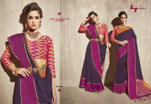Lt Fabrics Surbhi Saree Sari Wholesale Catalog 10 Pcs 9 510x353 - Lt Fabrics Surbhi Saree Sari Wholesale Catalog 10 Pcs