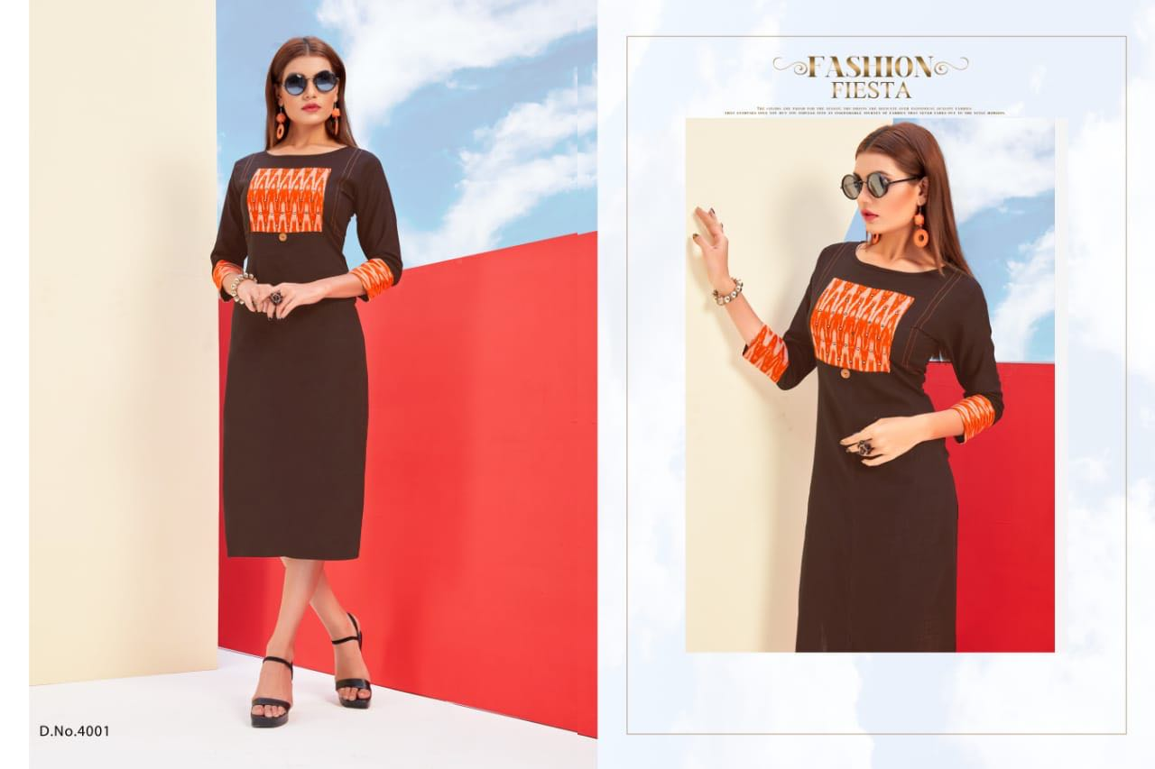Poonam Designer Nitara Vol 4 Kurti Wholesale Catalog 8 Pcs 2 - Poonam Designer Nitara Vol 4 Kurti Wholesale Catalog 8 Pcs