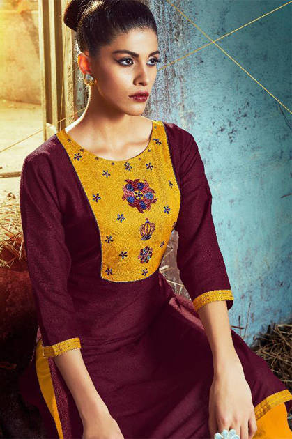 S More Spark Kurti Wholesale Catalog 8 Pcs