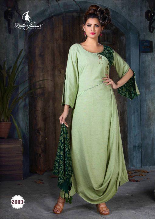 Ladies Flavour Dhadak Kurti Wholesale Catalog 6 Pcs 7 510x721 - Ladies Flavour Dhadak Kurti Wholesale Catalog 6 Pcs