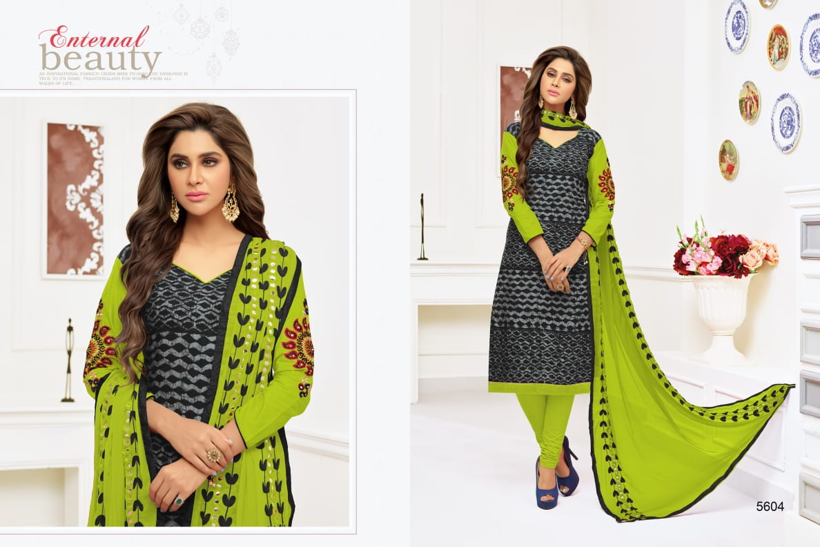 RR Fashion Chitra Salwar Suit Wholesale Catalog 12 Pcs 11 - RR Fashion Chitra Salwar Suit Wholesale Catalog 12 Pcs