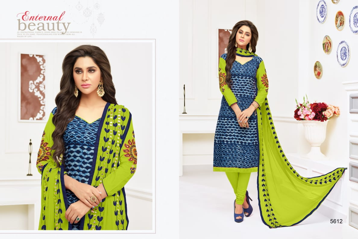 RR Fashion Chitra Salwar Suit Wholesale Catalog 12 Pcs 12 - RR Fashion Chitra Salwar Suit Wholesale Catalog 12 Pcs