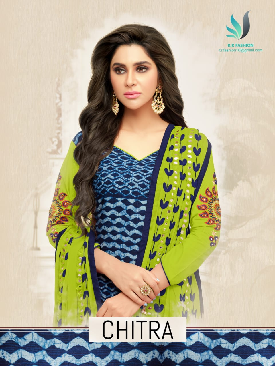 RR Fashion Chitra Salwar Suit Wholesale Catalog 12 Pcs 14 - RR Fashion Chitra Salwar Suit Wholesale Catalog 12 Pcs