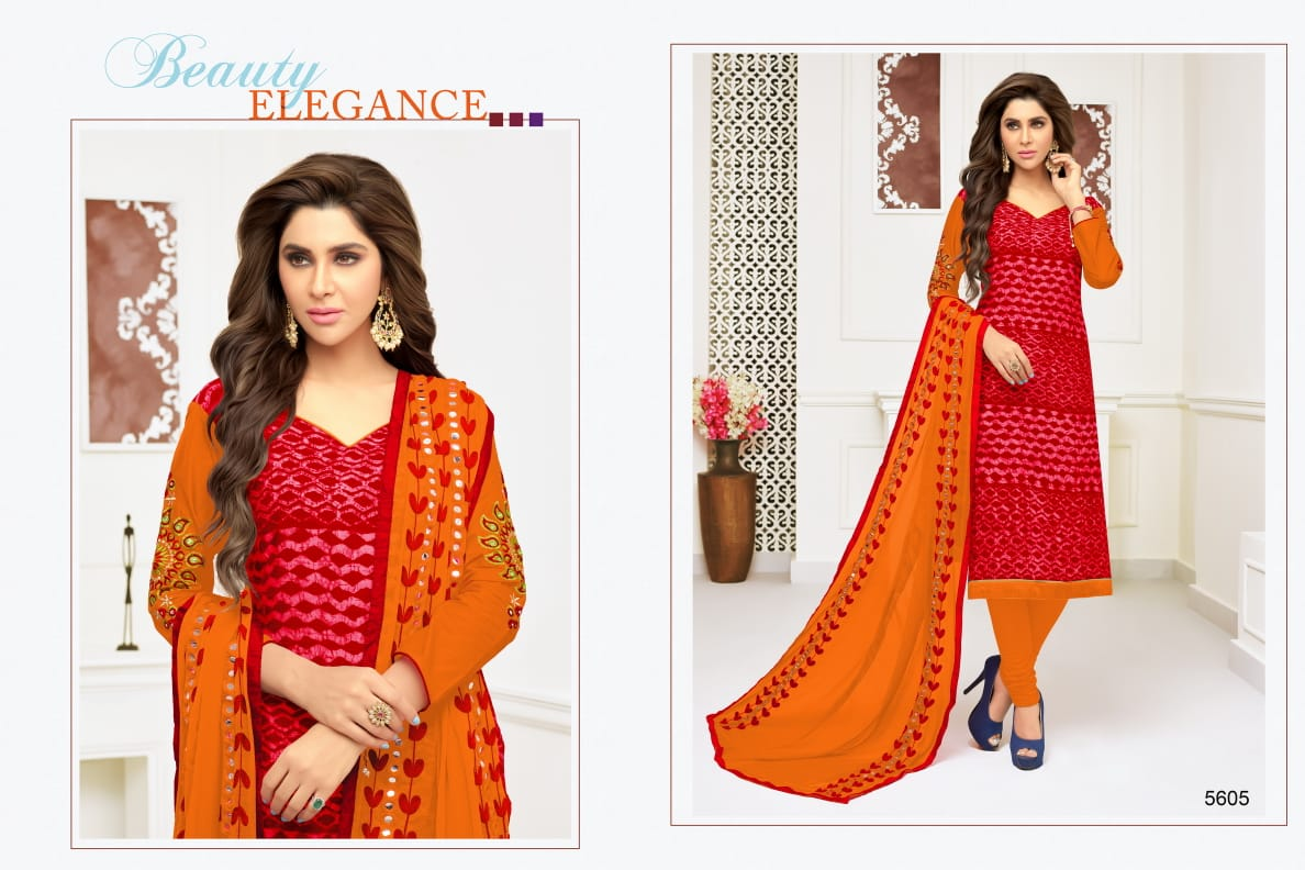 RR Fashion Chitra Salwar Suit Wholesale Catalog 12 Pcs 6 - RR Fashion Chitra Salwar Suit Wholesale Catalog 12 Pcs