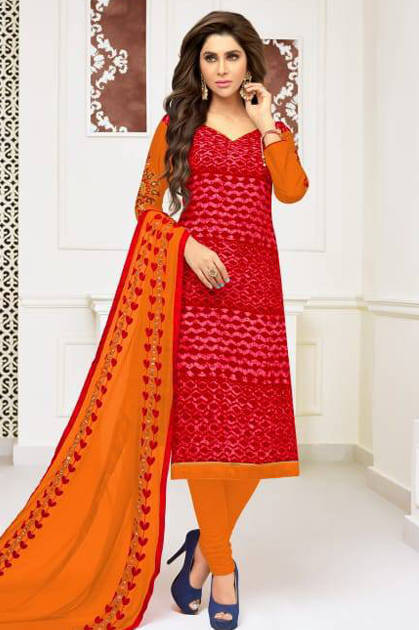 RR Fashion Chitra Salwar Suit Wholesale Catalog 12 Pcs - RR Fashion Chitra Salwar Suit Wholesale Catalog 12 Pcs
