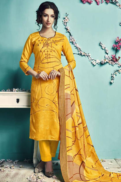 Sargam Prints Kaira Pashmina Salwar Suit Wholesale Catalog 10 Pcs