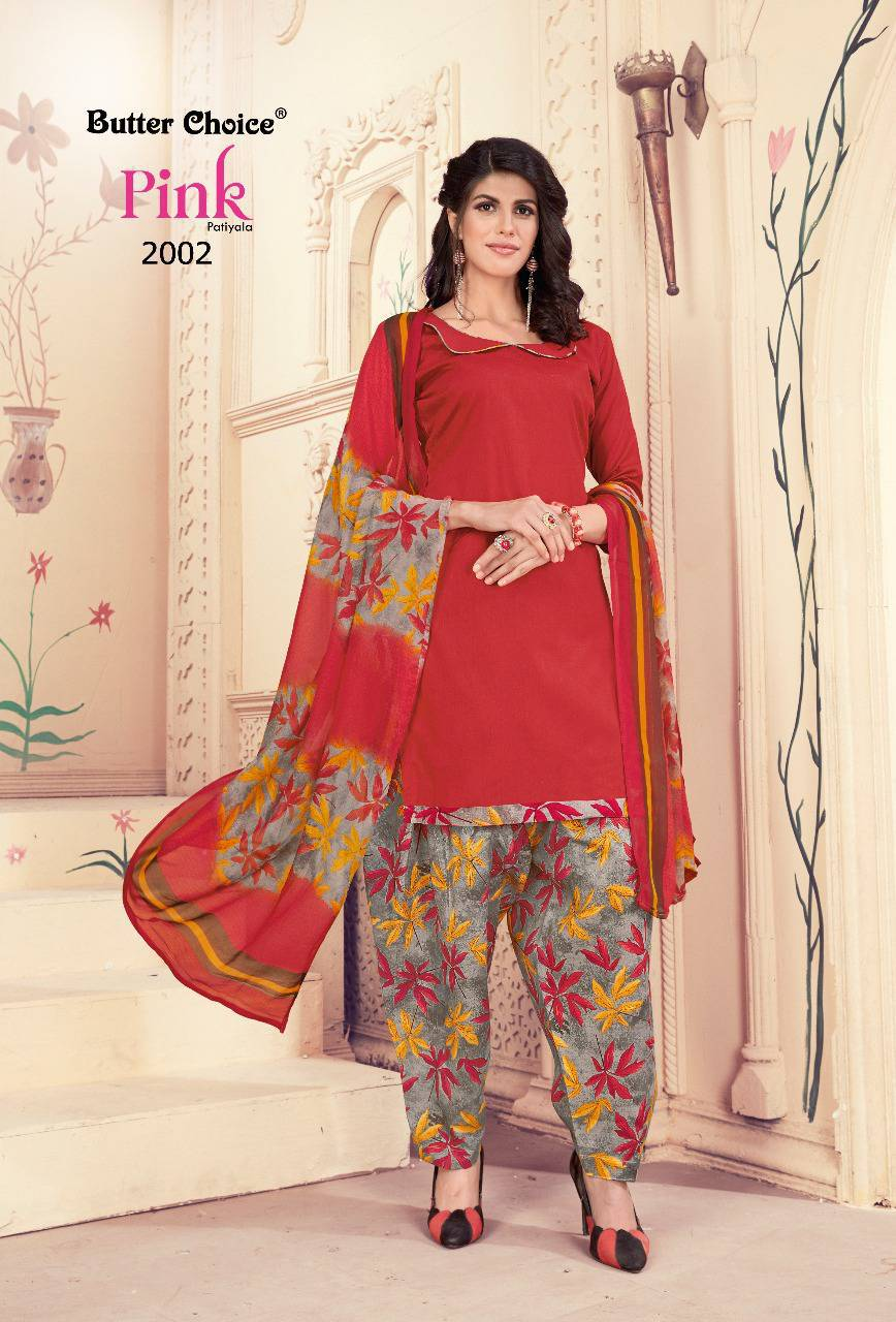 Butter Choice Pink Patiyala Vol 2 Salwar Suit Wholesale Catalog 12 Pcs 2 - Butter Choice Pink Patiyala Vol 2 Salwar Suit Wholesale Catalog 12 Pcs