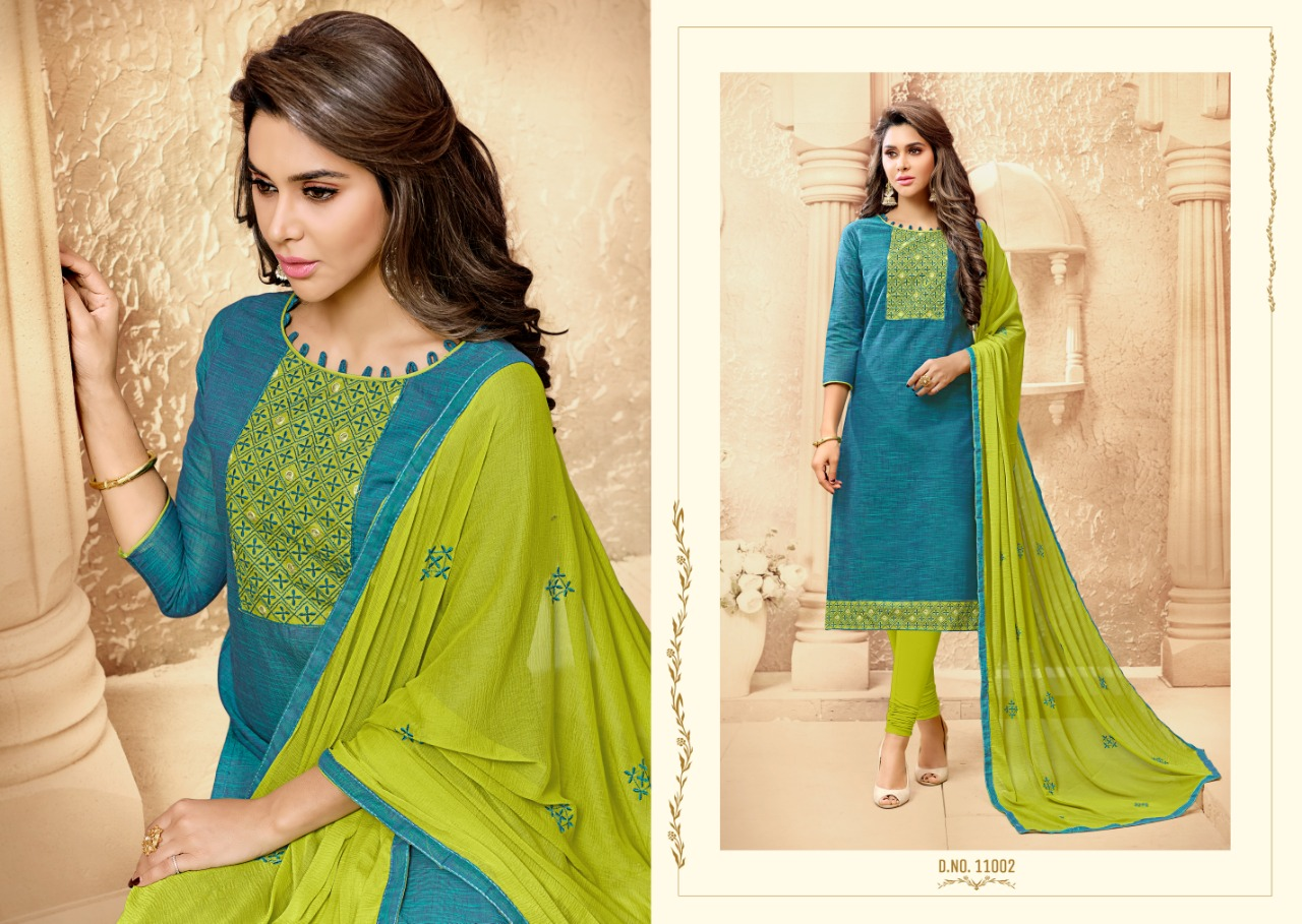 Raghav Kit Kat Salwar Suit Wholesale Catalog 12 Pcs 1 - Raghav Kit Kat Salwar Suit Wholesale Catalog 12 Pcs