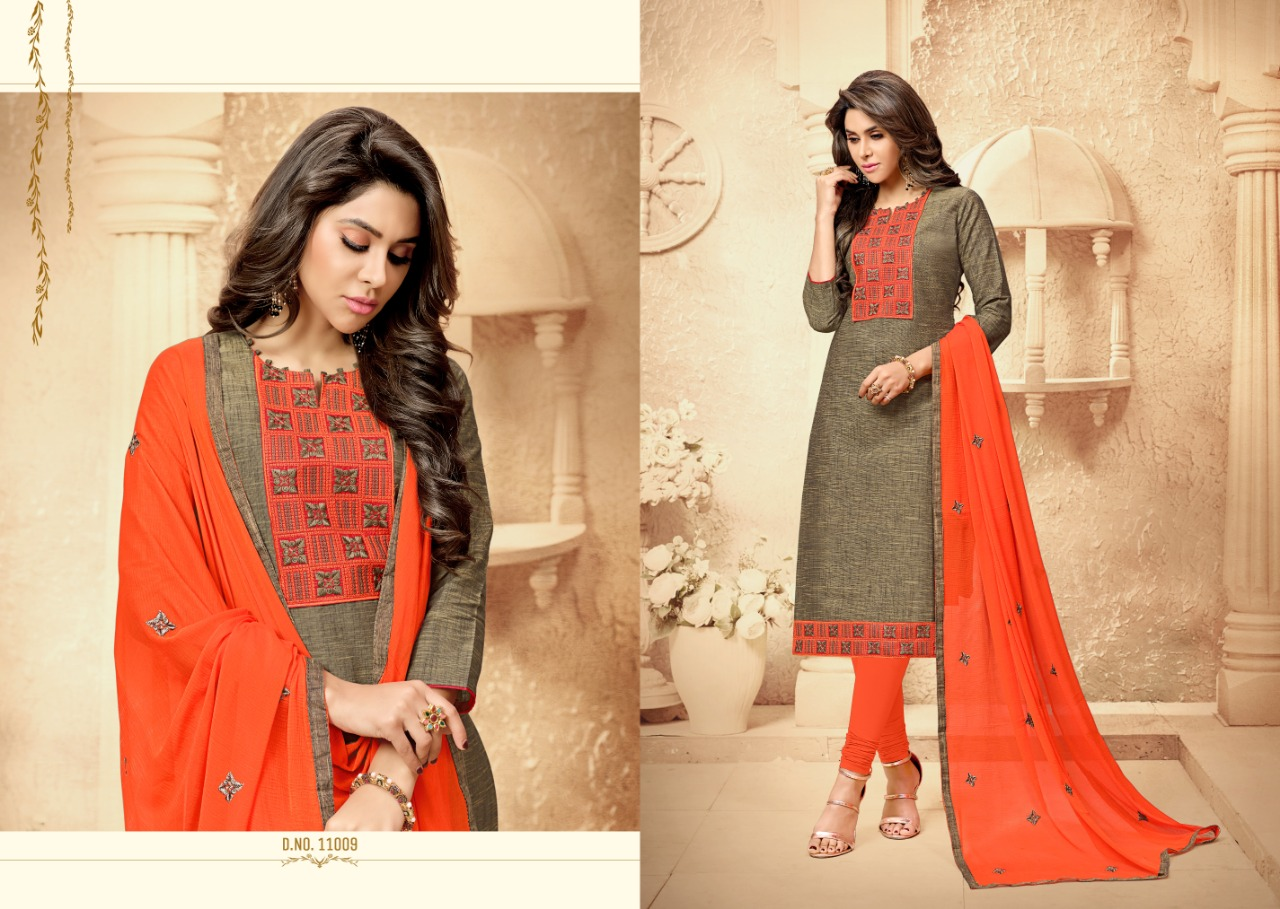Raghav Kit Kat Salwar Suit Wholesale Catalog 12 Pcs 10 - Raghav Kit Kat Salwar Suit Wholesale Catalog 12 Pcs