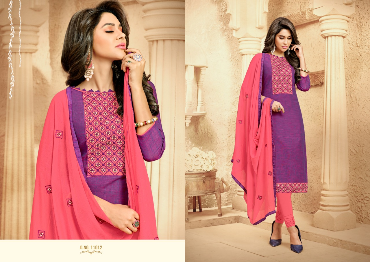 Raghav Kit Kat Salwar Suit Wholesale Catalog 12 Pcs 11 - Raghav Kit Kat Salwar Suit Wholesale Catalog 12 Pcs