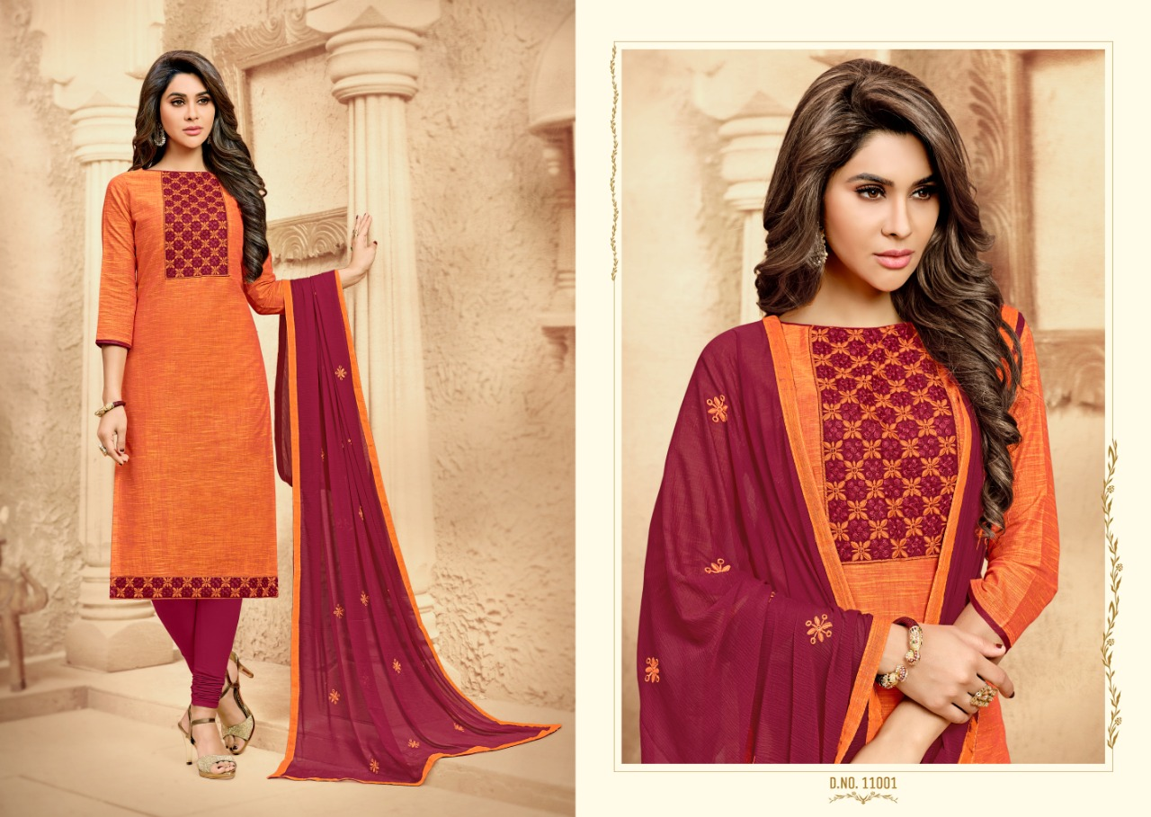 Raghav Kit Kat Salwar Suit Wholesale Catalog 12 Pcs 4 - Raghav Kit Kat Salwar Suit Wholesale Catalog 12 Pcs