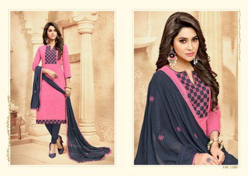 Raghav Kit Kat Salwar Suit Wholesale Catalog 12 Pcs 5 510x362 - Raghav Kit Kat Salwar Suit Wholesale Catalog 12 Pcs