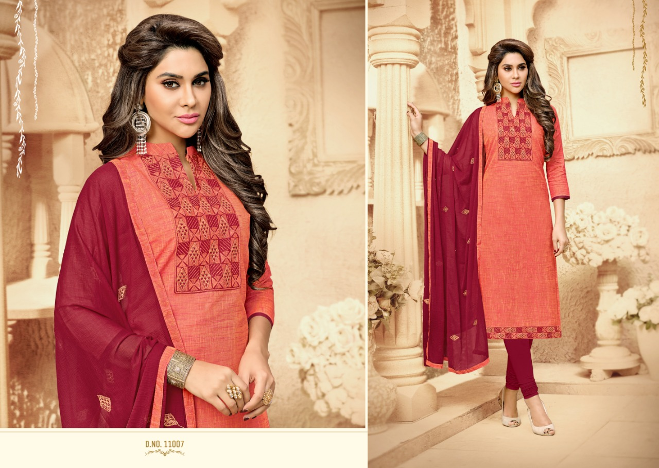 Raghav Kit Kat Salwar Suit Wholesale Catalog 12 Pcs 6 - Raghav Kit Kat Salwar Suit Wholesale Catalog 12 Pcs
