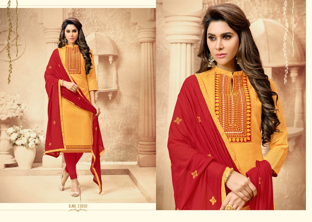 Raghav Kit Kat Salwar Suit Wholesale Catalog 12 Pcs 8 - Raghav Kit Kat Salwar Suit Wholesale Catalog 12 Pcs