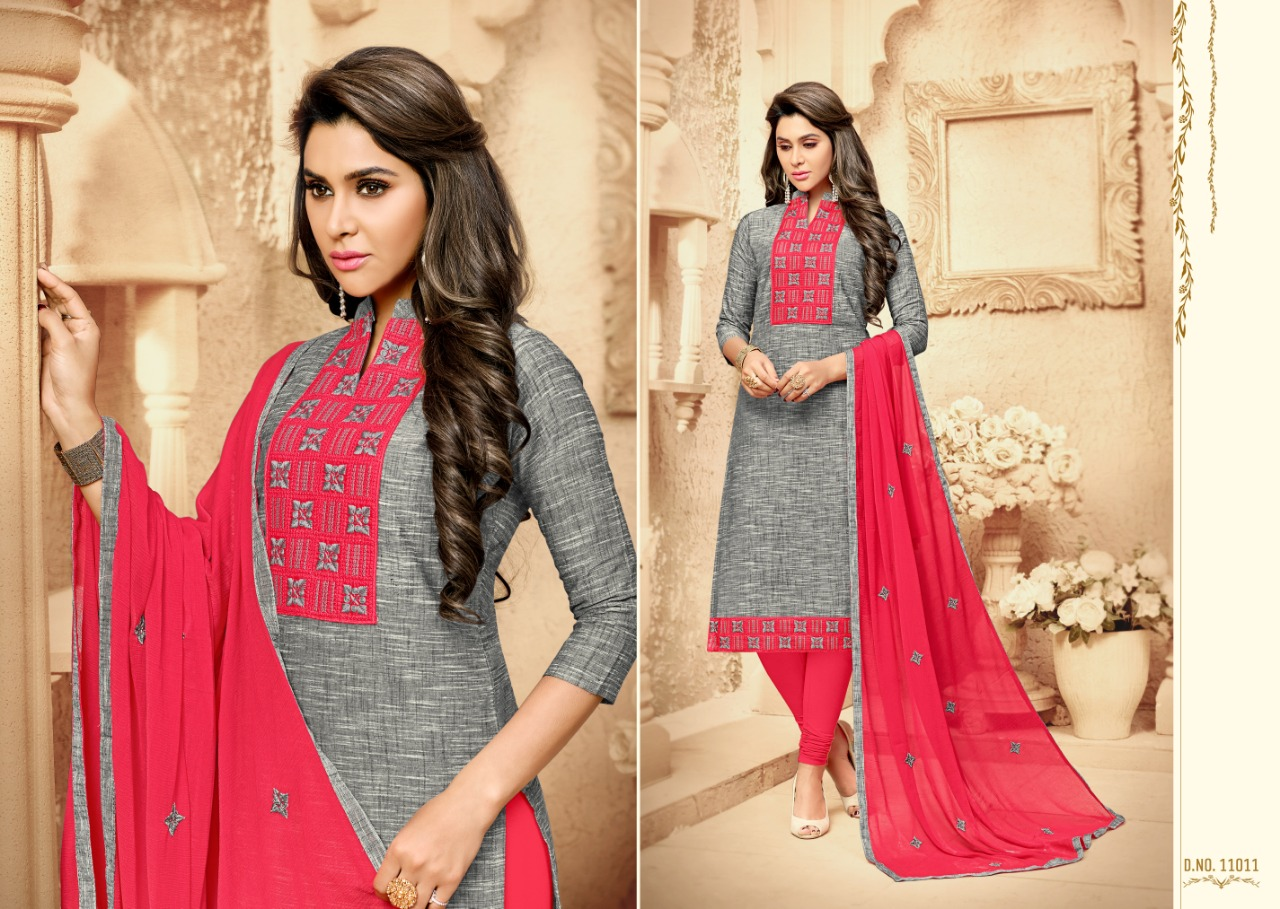 Raghav Kit Kat Salwar Suit Wholesale Catalog 12 Pcs 9 - Raghav Kit Kat Salwar Suit Wholesale Catalog 12 Pcs