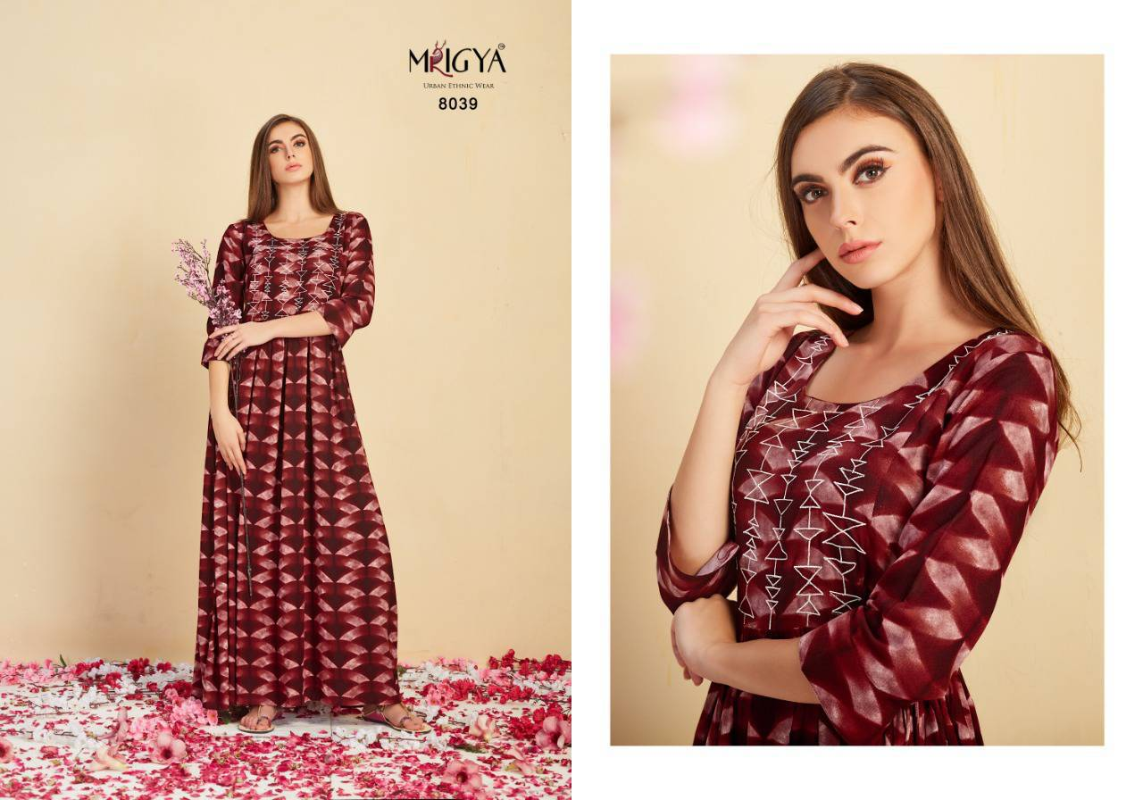 Mrigya Attitude Vol 2 Kurti Wholesale Catalog 5 Pcs 6 - Mrigya Attitude Vol 2 Kurti Wholesale Catalog 5 Pcs