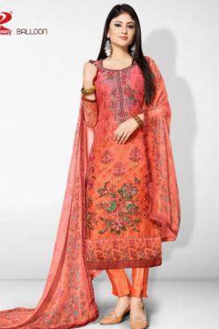 Rich Trendz Balloon Salwar Suit Wholesale Catalog 8 Pcs